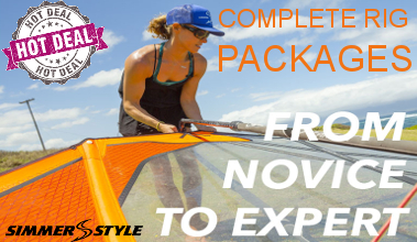 Loopee Windsurfing - Best Deals on Boards, Sails, Booms, Masts and
